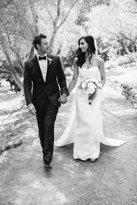 luxury wedding at Auberge Du Soleil Napa Valley Tamara J Events