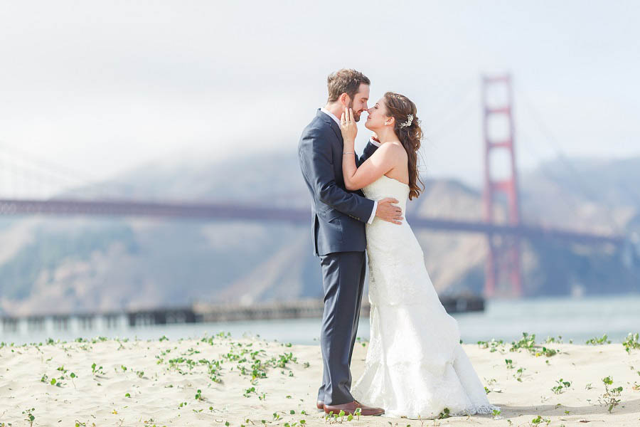 SF City Hall Wedding Sara and Shawn